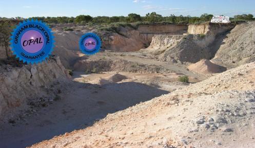 opal mining,australian opal mining,opal mines