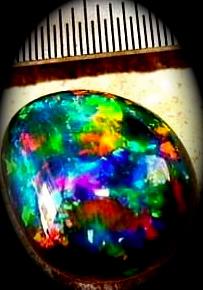 Australian opal, Opal gemstone