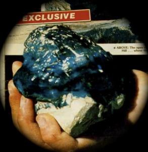famous Opal comet